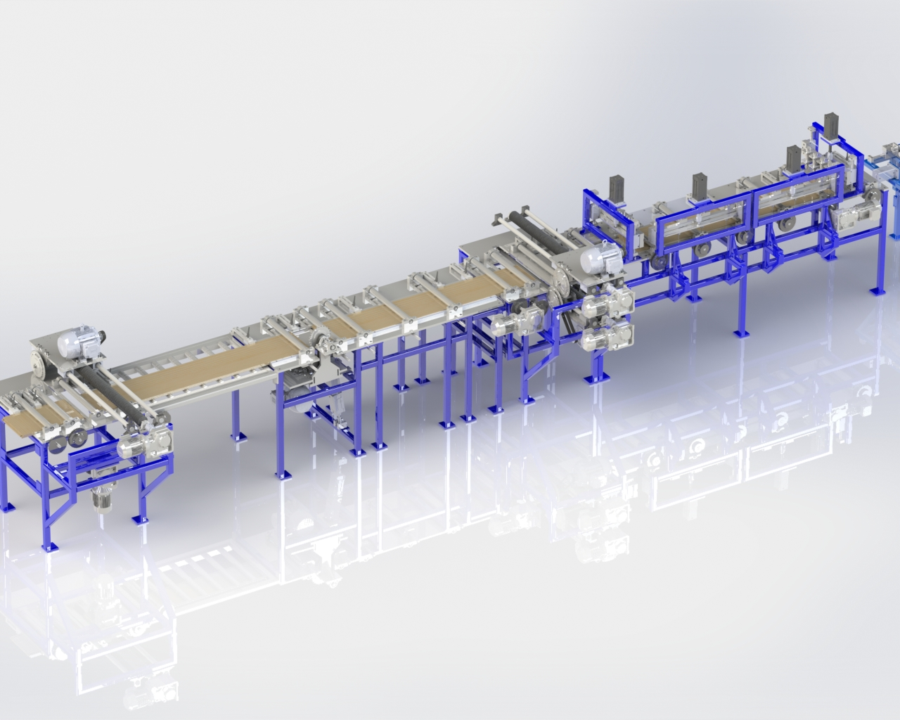 Automation & Special Purpose Machinery - C2R: From Concept To Reality